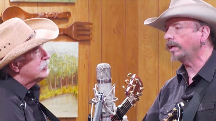 "Bellamy Brothers Prove Decades-Old ""Let Your Love Flow"" Is Still A Groovin' Hit 