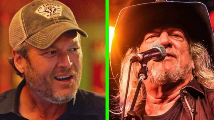 Blake Shelton Pulls Off Spot-On John Anderson Impression Singing 'Swingin"