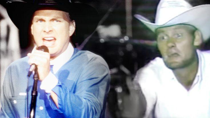 Rare Video Shows Fan Go Berserk When Garth Brooks Sings Bob Seger Classic