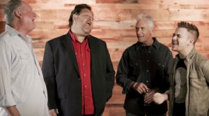 """Diamond Rio Surprises Country Star With Impromptu """"Meet In The Middle"""""""