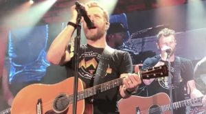 Country Icon Crashes Dierks Bentley's Stage To Sing His Biggest Hits