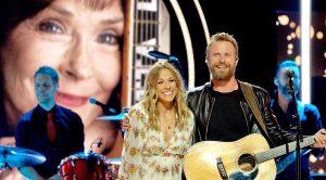 "Dierks Bentley And Sheryl Crow Perform ""Louisiana Woman, Mississippi Man"" Honoring Loretta Lynn At 2018 Event"