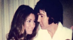 Elvis Presley's Famous Ex-Girlfriend Just Posted An Extremely Rare Photo Of The King