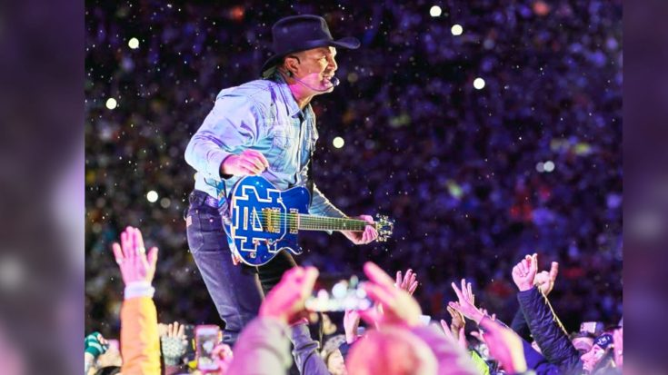 After Garth Brooks' Sold-Out Show, Another Country Superstar Is Playing Notre Dame