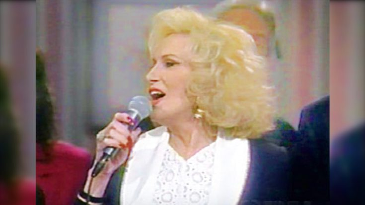 "Tammy Wynette Leads Country Gospel Legends In ""How Great Thou Art"" 
