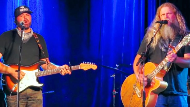 Jamey Johnson & Randy Houser's Haunting 'In Color' Duet Will Rock You To Your Core | Classic Country Music Videos