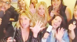 """Miranda Lambert & Pals Jam Backstage To """"You're The One That I Want"""" From """"Grease"""""""