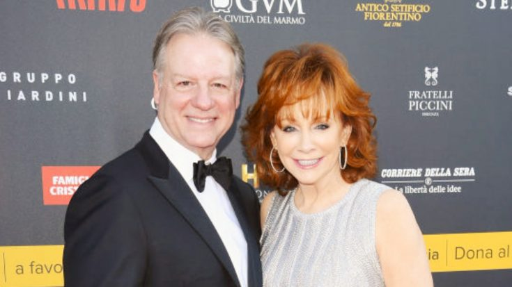 Reba McEntire Looks Happy As Ever In New Set Of Photos With Boyfriend Skeeter