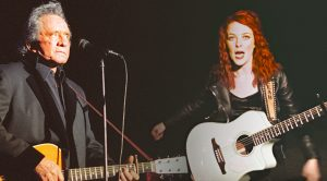"Fiery Redhead Honors Johnny Cash With Explosive ""God's Gonna Cut You Down"""