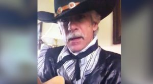 Sam Elliott Look-Alike's 'Always On My Mind' Will Make Your Heart Flutter