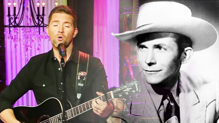 "Josh Turner's Divine ""I Saw The Light"" Revives Beloved Hank Williams Classic 