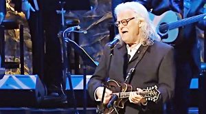 "Audience Gets Double Surprise During Ricky Skaggs' ""Will The Circle Be Unbroken"""