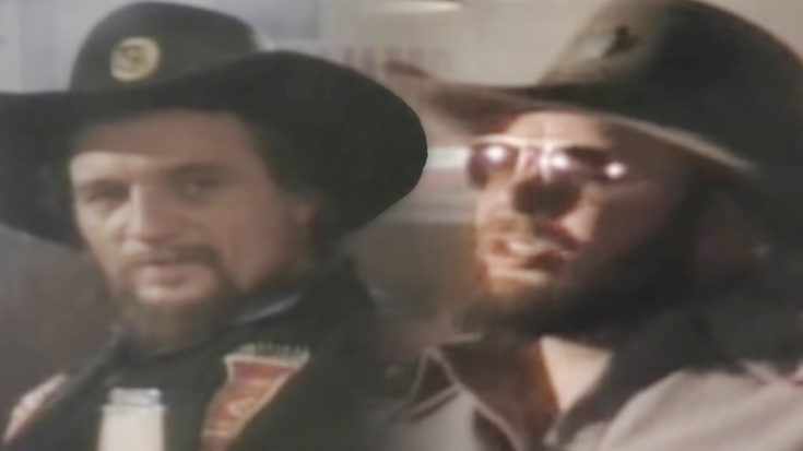 'Rarest Of Rare' Waylon Jennings And Hank Williams Jr. Recording Surfaces | Classic Country Music Videos