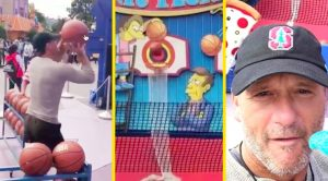 Tim McGraw Conquers Tricky Carnival Game, Wins Strangest Prize Ever