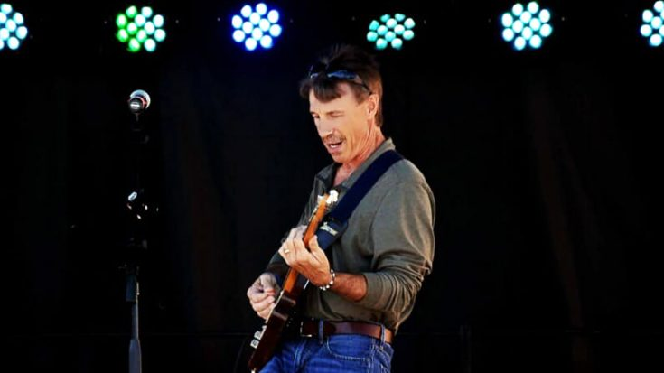 """Just Like Randy Travis, His Brother Will Knock Your Socks Off With Powerful """"I Told You So"""""""