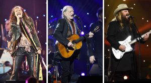 "Willie Nelson, Steven Tyler & More Come Together For ""All You Need Is Love"" Tribute"