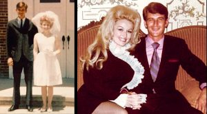 Dolly Parton's Husband Carl Dean Photographed For The First Time In 40 Years