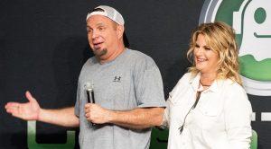 Garth Reacts To Trisha's Steamy Photo – Almost Reveals Secret