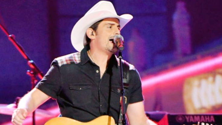 Brad Paisley Brings Honky-Tonk Flair To CMA Awards With Debut Of Rockin' New Single | Classic Country Music Videos