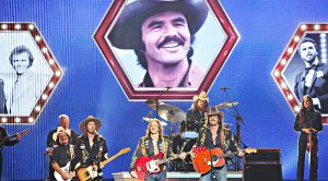 The Burt Reynolds Tribute You May Have Missed At The CMAs