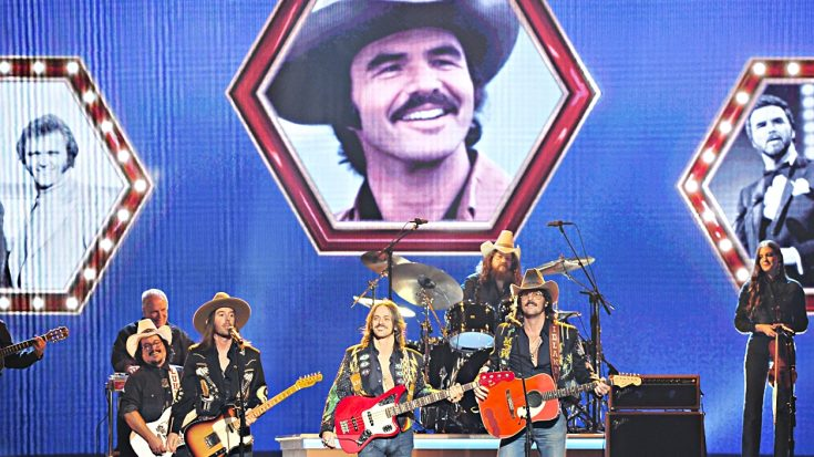 The Burt Reynolds Tribute You May Have Missed At The CMAs | Classic Country Music Videos