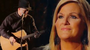 Trisha Yearwood 'Lost A Bet' Thanks To Garth Brooks' CMA Awards Serenade