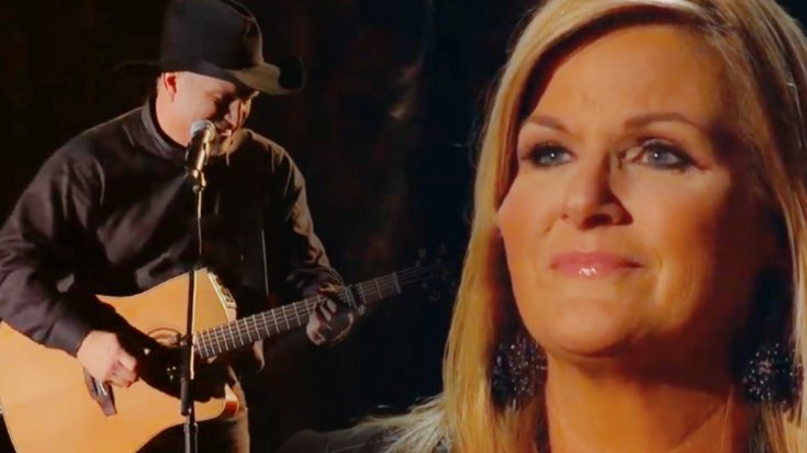 Trisha Yearwood 'Lost A Bet' Thanks To Garth Brooks' CMA Awards Serenade | Classic Country Music Videos