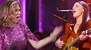 Bluesy Emmylou Harris Tune Has Shania Twain Screaming For More