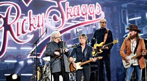 Legend Ricky Skaggs Joined By Mega-Stars For Epic CMA Performance