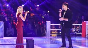 'Voice' Stars Battle It Out With Elvis' Haunting 'In The Ghetto'