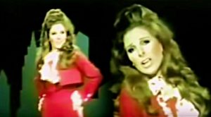 Bobbie Gentry Wears Red Jumpsuit During 1970s Performance Of 'Fancy'