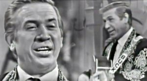 Buck Owens Delivers 'Santa Looked A Lot Like Daddy' In 1960s Performance