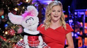 Darci Lynne's Puppet Petunia Stops Her Mid-Song For Special Moment