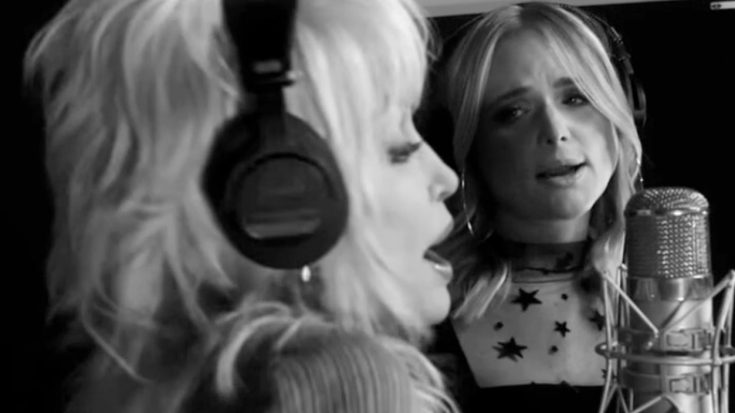 Dolly Parton & Miranda Lambert Join Forces & Bring Girl Power To New Duet On Old Song | Classic Country Music Videos