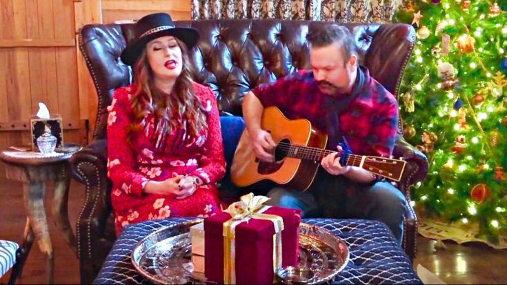 "Hank Williams' Granddaughter Hilary Covers Elvis' ""Blue Christmas"" 