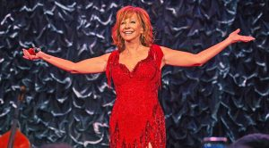 Reba Admits She Had A Crush On Country Legend