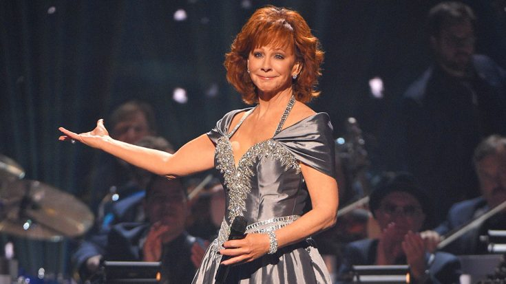 The Magical Moment Country Stars Join Reba On Stage For Christmas Classic