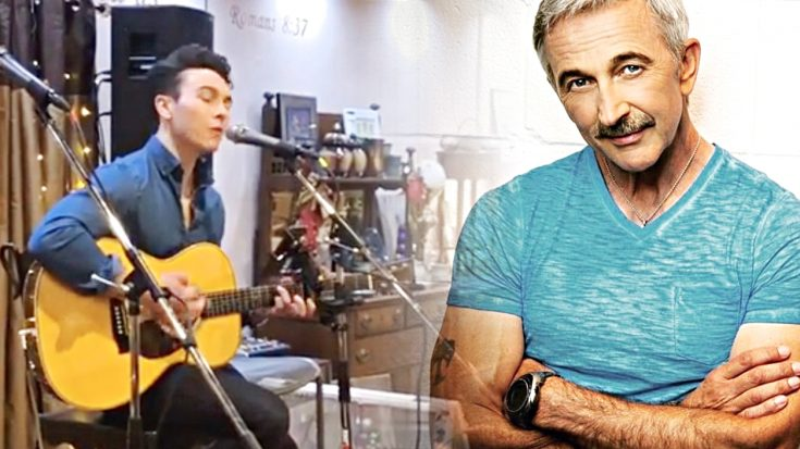 Aaron Tippin's Son's Epic Eagles Cover Proves Talent Runs In The Family