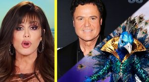 "Did Marie Osmond Confirm Donny Is On ""The Masked Singer""?"