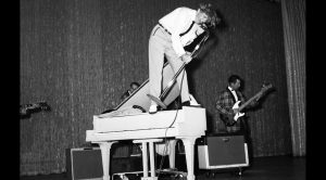 Why Jerry Lee Lewis Set His Piano On Fire Mid-Concert