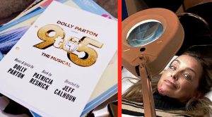 """9 to 5"" Star Is Out After Nasty Fall"