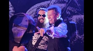 Randy Travis Leaves Cody Jinks In Shock With Surprise Visit