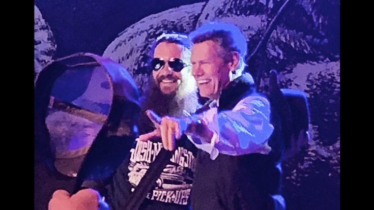 Randy Travis Leaves Cody Jinks In Shock With Surprise Visit | Classic Country Music Videos