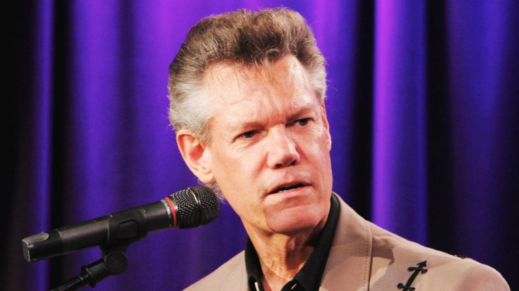 Take A Closer Look At Randy Travis' Recovery Following Debilitating Stroke   Classic Country Music Videos