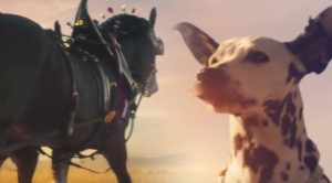 Budweiser Clydesdales Gallop To Bob Dylan's 'Blowin' In The Wind'  In 2019 Super Bowl Ad