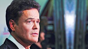 Donny Osmond Breaks Silence On Brother's Stroke