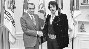 What You Didn't Know About Mysterious Meeting Between Elvis & Nixon