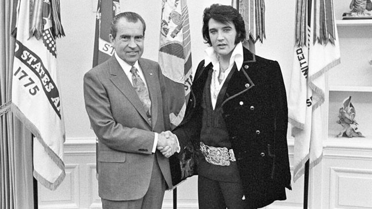What You Didn't Know About Mysterious Meeting Between Elvis & Nixon | Classic Country Music Videos