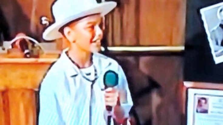 12-Year-Old Kane Brown Proves He Was Born To Sing With Tim McGraw Cover
