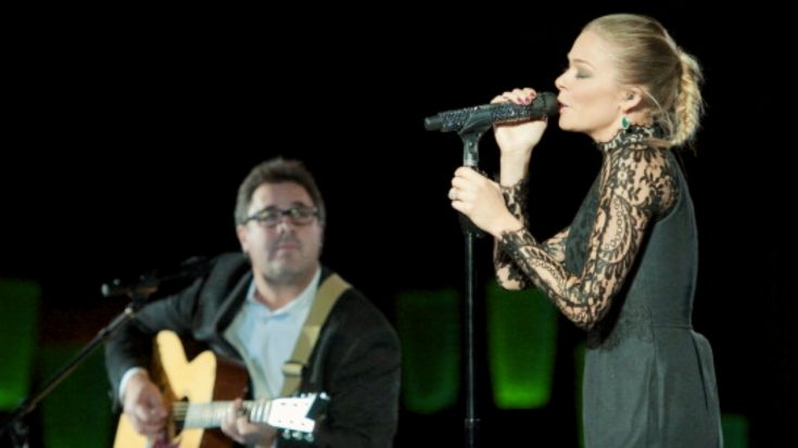 LeAnn Rimes Covers Vince Gill's Grammy-Winning Song 'When I Call Your Name' | Classic Country Music Videos